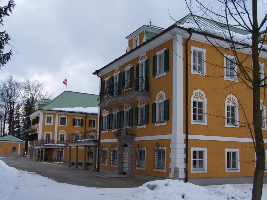 Kaštieľ - Salzburg